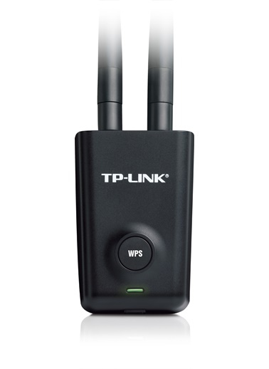 TL-WN8200ND 300Mbps High Power Kablosuz USB Adaptör-TP-LINK